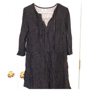 NWOT BLK CASUAL CUTE OLD NAVY DRESS SIZE SP